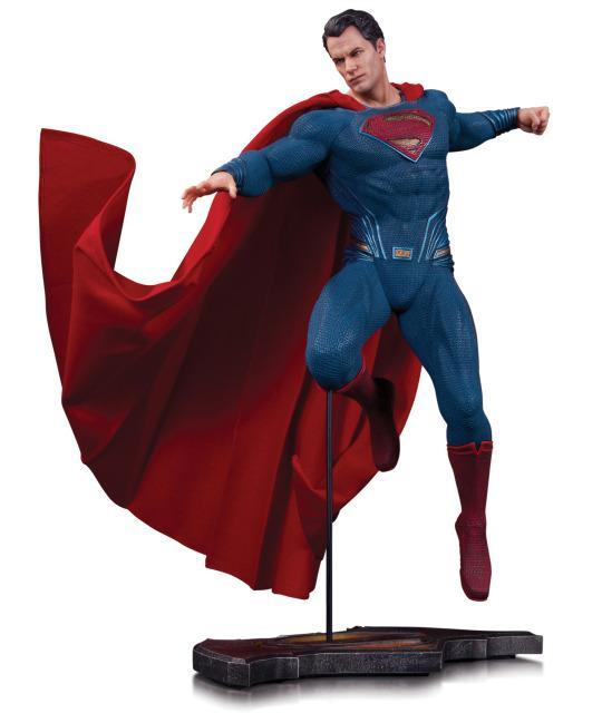 batman v superman doj superman statue - bvs superman statue - BATMAN V SUPERMAN DOJ SUPERMAN STATUE