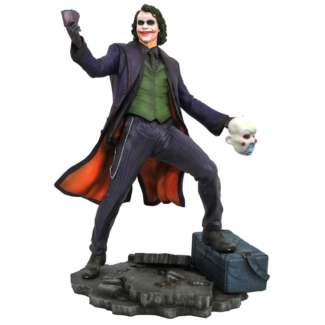 dc gallery batman dark knight movie joker pvc figure - joker gallery 800x1138 - DC GALLERY BATMAN DARK KNIGHT MOVIE JOKER PVC FIGURE – S3