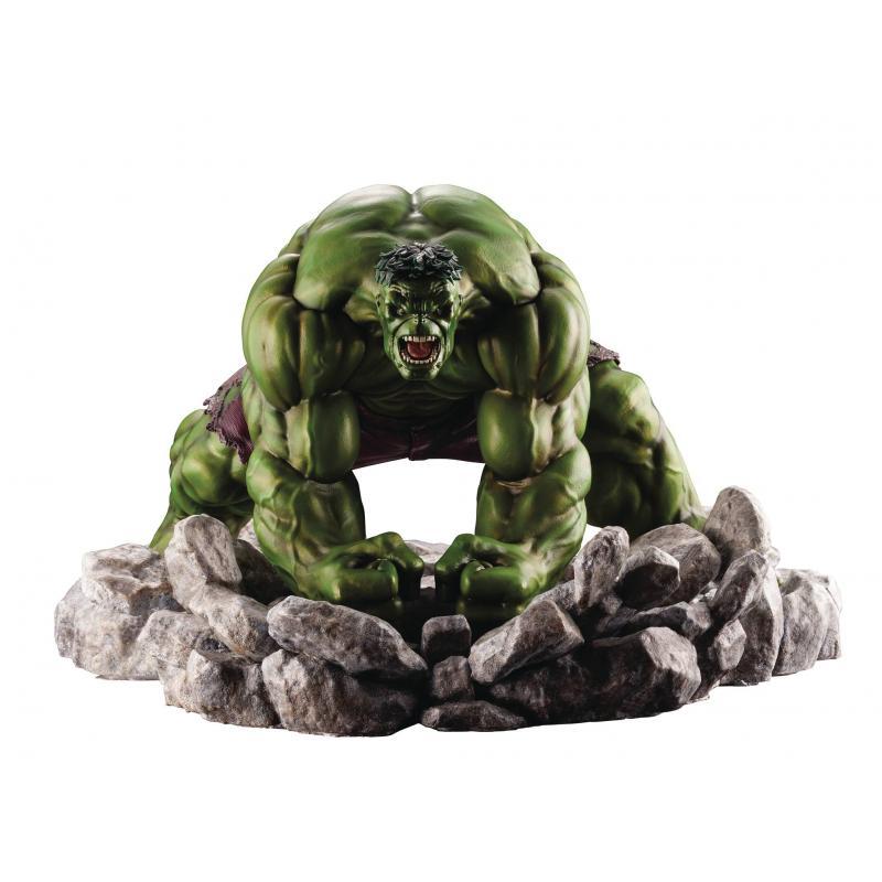marvel hulk artfx premier statue - STL123592 800x604 - MARVEL HULK ARTFX PREMIER STATUE – S3