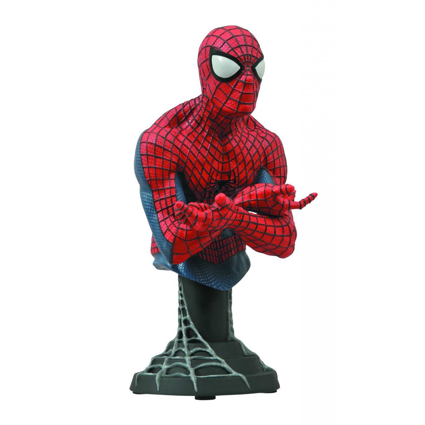 - STK644882 800x1371 - AMAZING SPIDER-MAN 2 MOVIE BUST