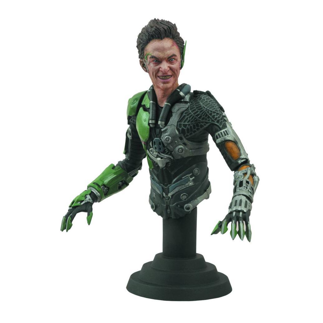 - STK644883 800x1036 - AMAZING SPIDER-MAN 2 GREEN GOBLIN BUST