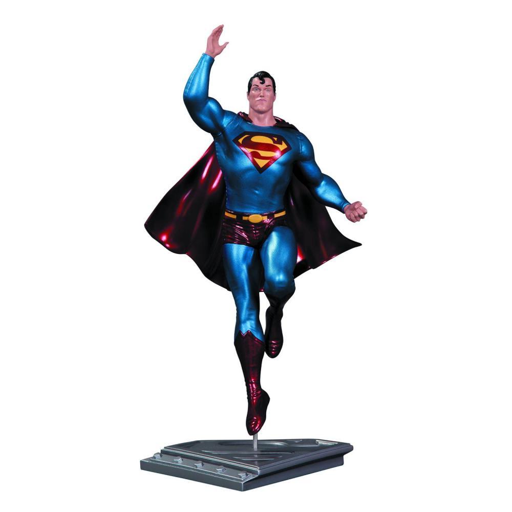 - STK614716 800x1000 - SUPERMAN MAN OF STEEL STATUE BY FRANK QUITELY
