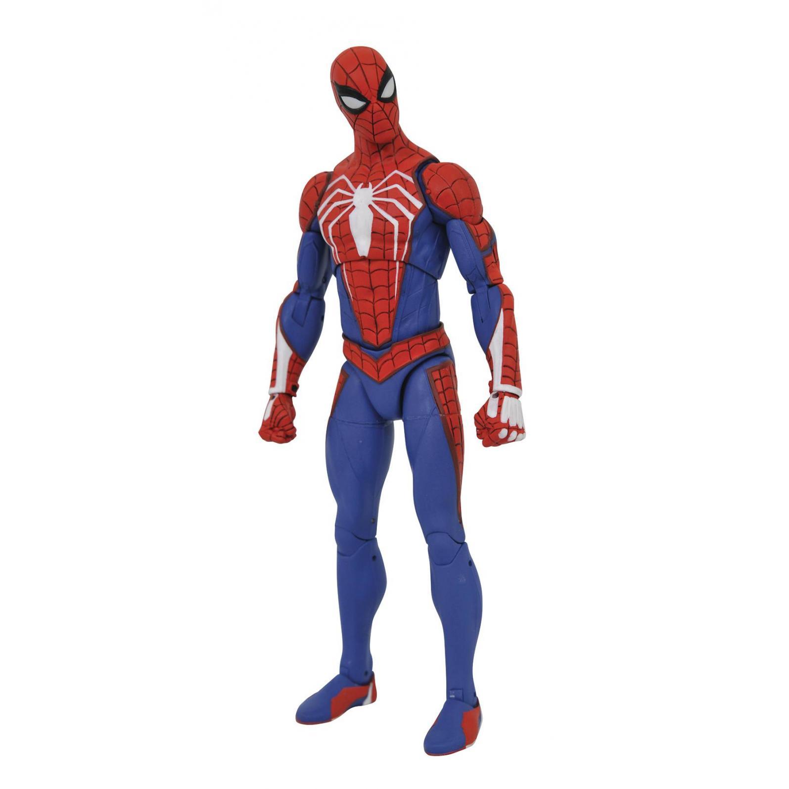 - STL133329 800x1595 - MARVEL SELECT SPIDER-MAN VIDEO GAME PS4 AF – S8