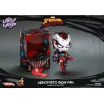 - KfYx7Rk 150x150 - Venomized Iron Man Cosbaby (S) Bobble-Head