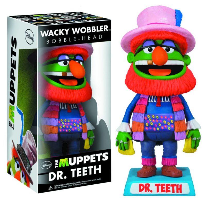 - STK613878 800x800 - MUPPETS DR TEETH WACKY WOBBLER